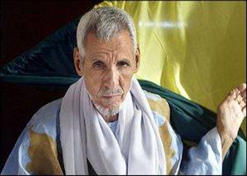 الرئيس الموريتاني السابق محمد خونه ولد هيداله