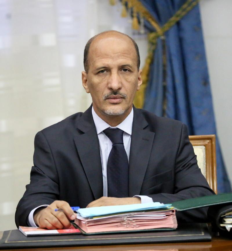 وزير التهذيب الوطني إسلم ولد سيدي المختار