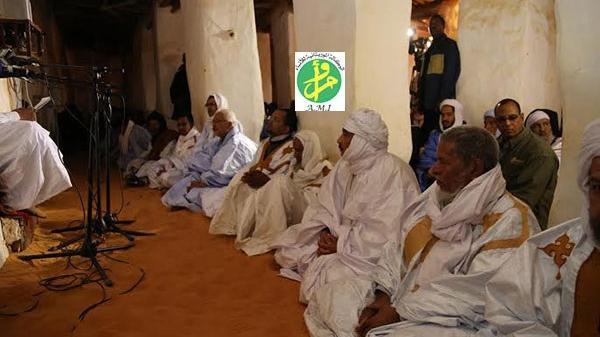 الرئيس الموريتاني محمد لد عبد العزيز