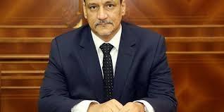 وزير الخارجية الموريتاني اسماعيل ولد الشيخ أحمد