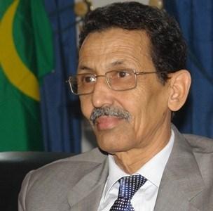 وزير الخارجية الموريتاني السابق محمد فال ولد بلال