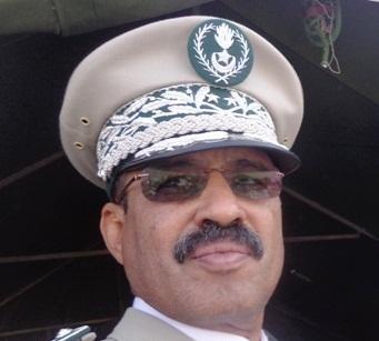 الفريق السلطان ولد اسود
