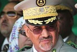 مدير الأمن الوطني الجنرال محمد ولد مكت