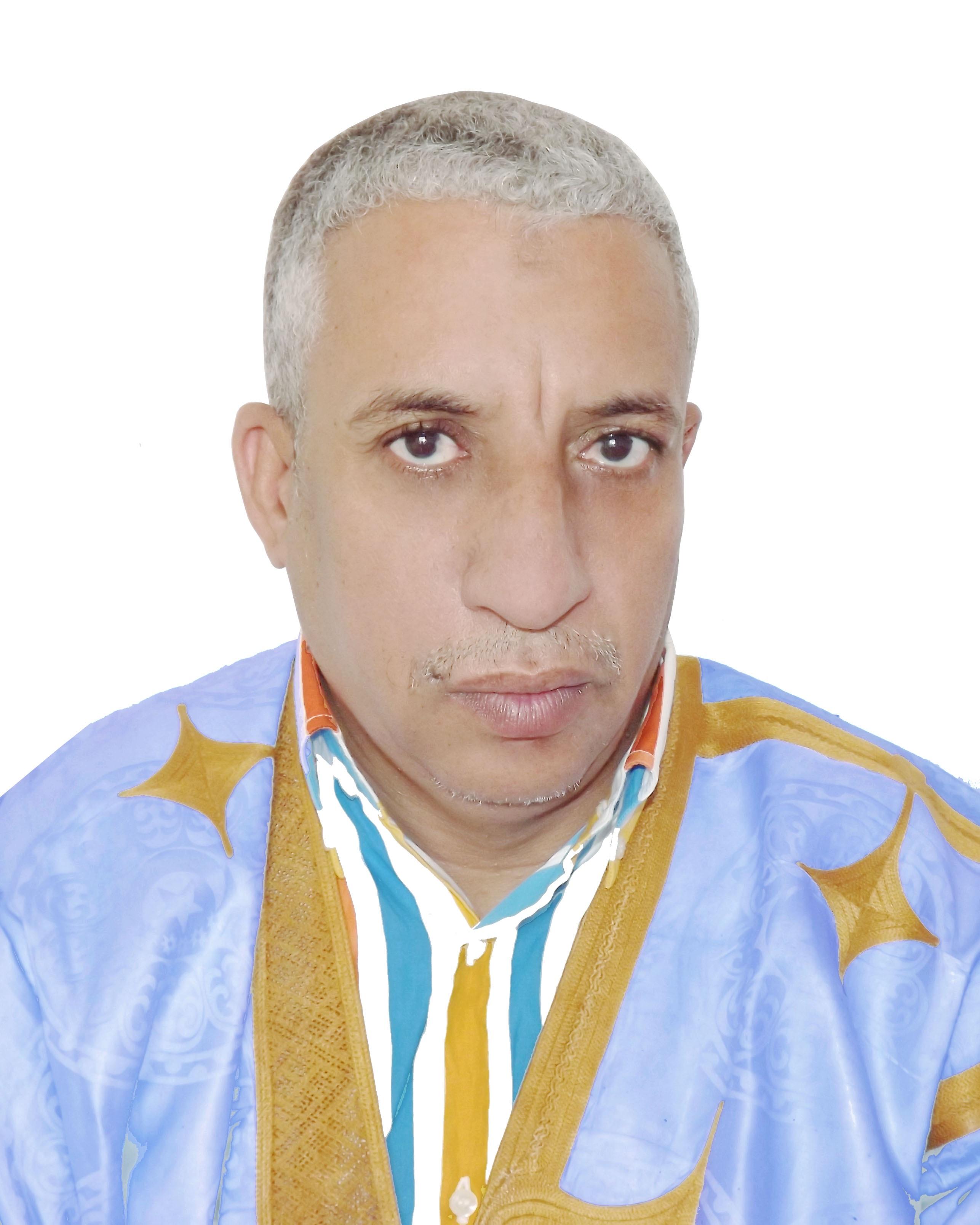 المختار ولد داهي ،سفير سابق