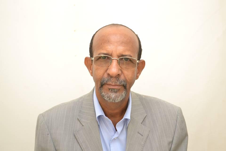 إدومو ولد محمد الأمين / أستاذ في جامعة نواكشوط