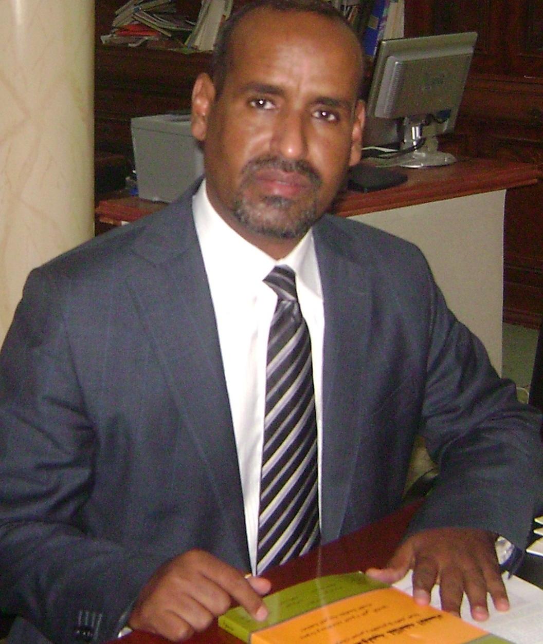 المحامي/ محمد سيدي ابراهيم