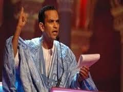 الشاعر محمد ولد الطالب
