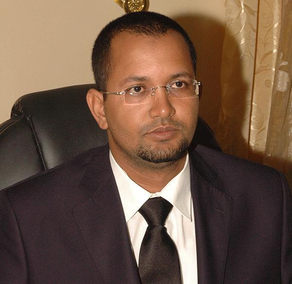وزير التوجيه الاسلام أحمد ولد أهل دادوود