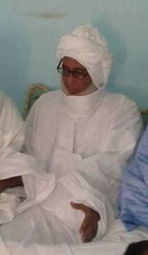 الشيخ إبراهيم ولد الشيخ سيدي المختار ولد الشيخ سيديا