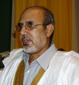 محمد محمود ولد محمد الامين ولد سيدي
