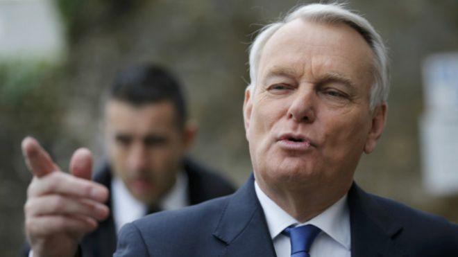 مارك إرو وزير الخارجية الفرنسي الجديد