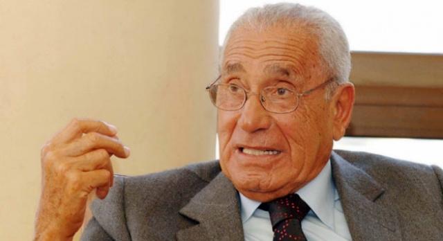 الكاتب المصري حسنين هيكل