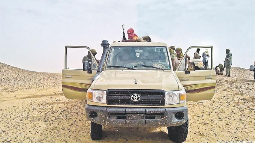 سيارة تابعة لتنظيم القاعدة في المغرب