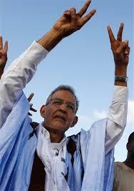 رئيس الحزب أحمد ولد داده
