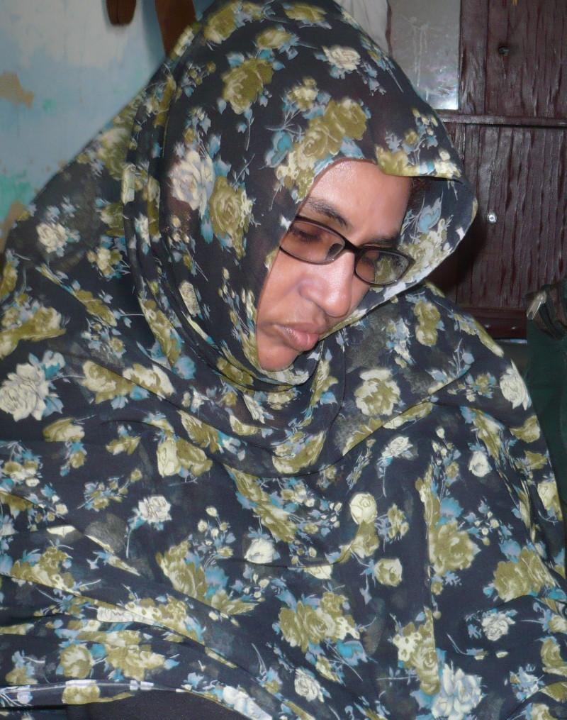 فاطمة السالمة بنت محمد المصطفي