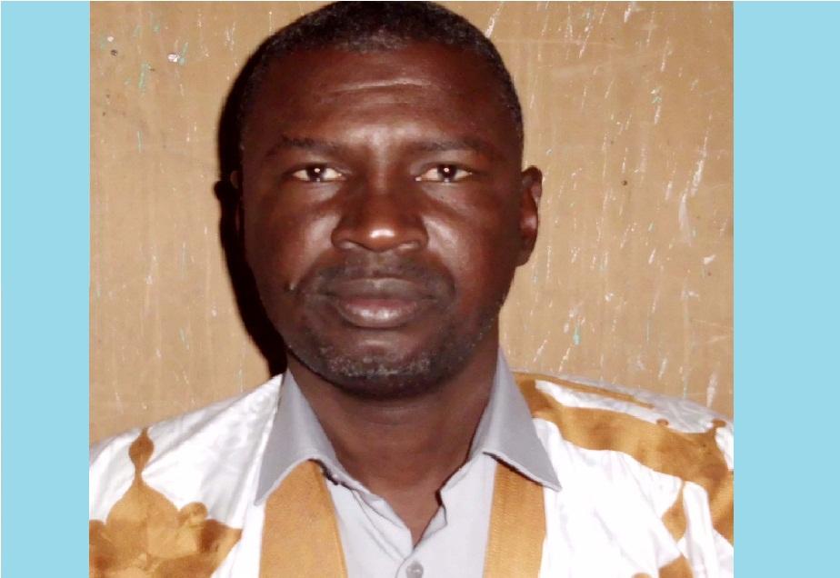 نائب مدينة مقطع لحجار الشيخ ولد أمبارك