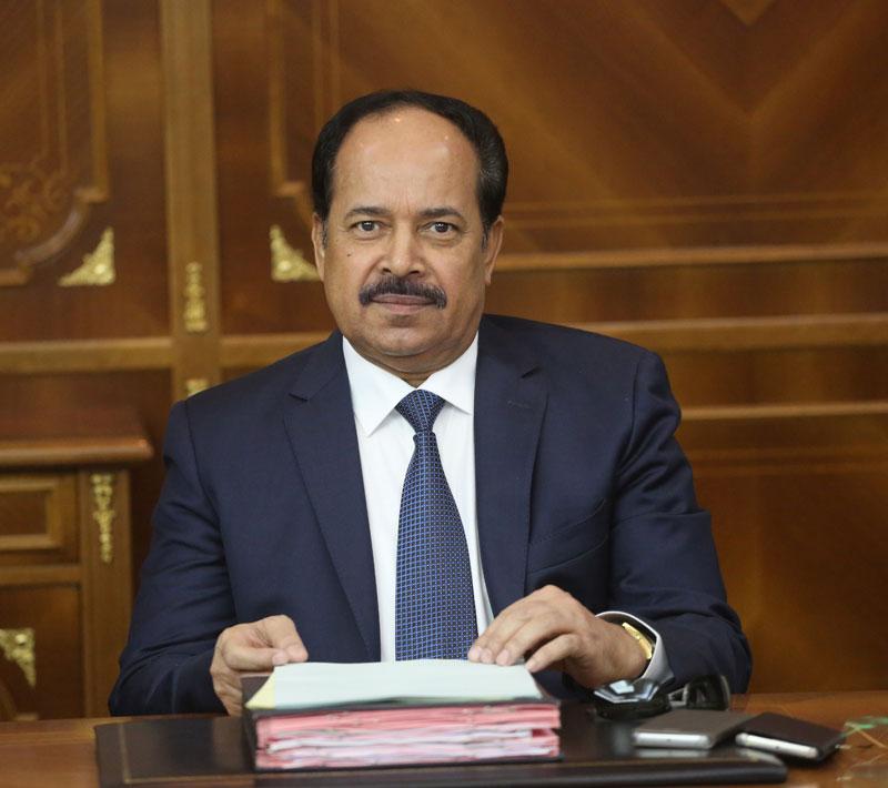 وزيرالشؤون الخارجية والتعاون / حمادي ولد اميمو