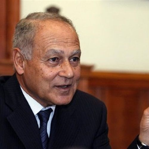 وزير الخارجية الأسبق أحمد أبو الغيط