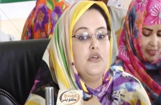 """فاله بنت ميني رئيسة حزب الوفاق من أجل الرفاه """"حوار"""""""