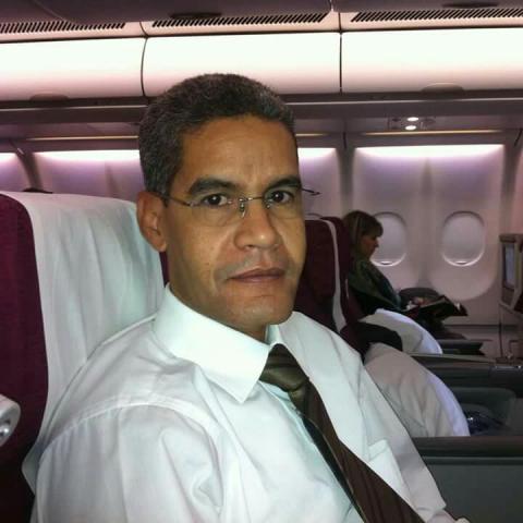 سيدي أحمد ولد ابوه الأمين العام لوزارة التنمية الريفية.
