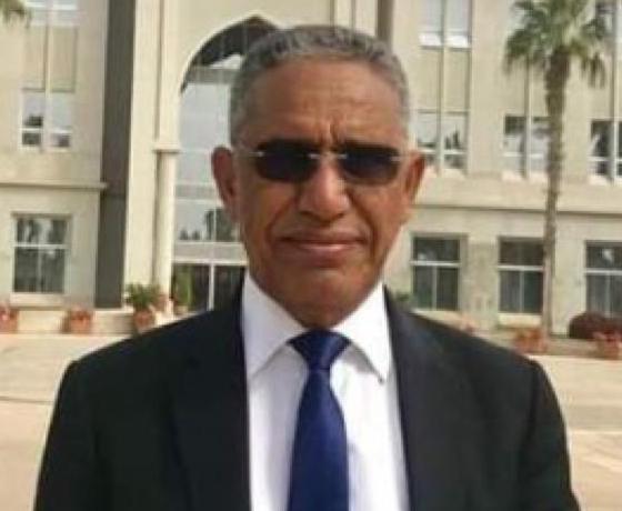 الدكتور إزيد بيه محمد محمود