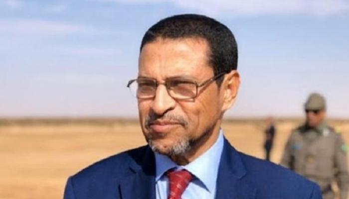 وزير الصحة الموريتاني محمد نذير حامد