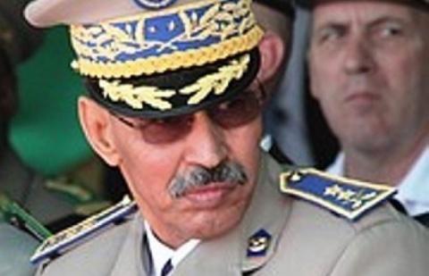 الفريق مسقارو ولد سیدي المدير العام للأمن الوطني