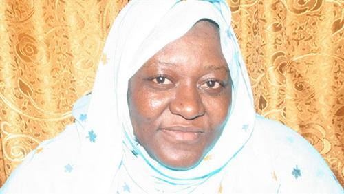 وزيرة الشئون الاجتماعية والطفولة والأسرة الموريتانية