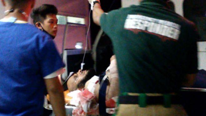 صورة الداعية بعد عملية الاغتيال