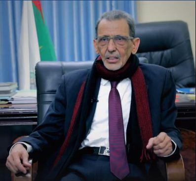 محمد فال ولد بلال رئيس المستقلة للانتخابات