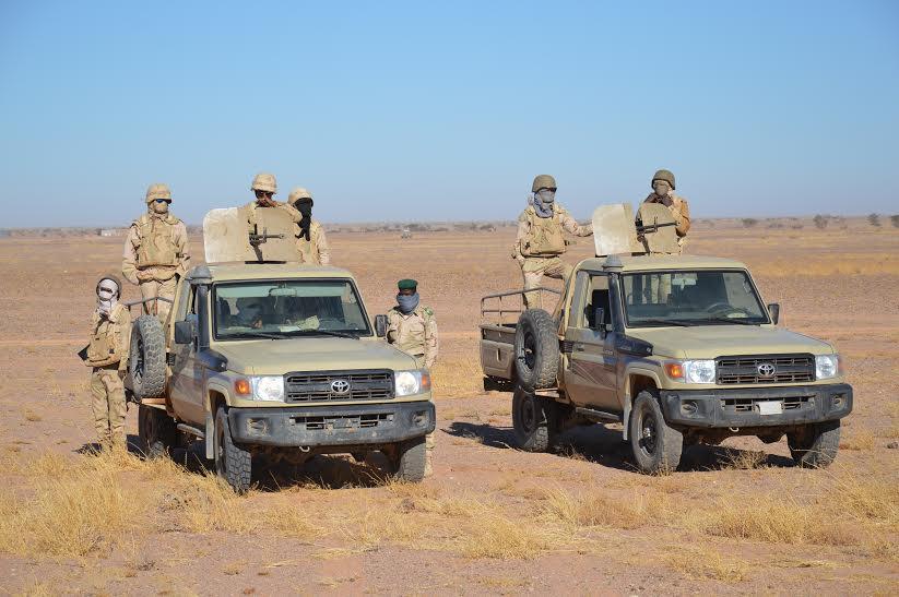 الجيش الموريتاني - منظور 2_119
