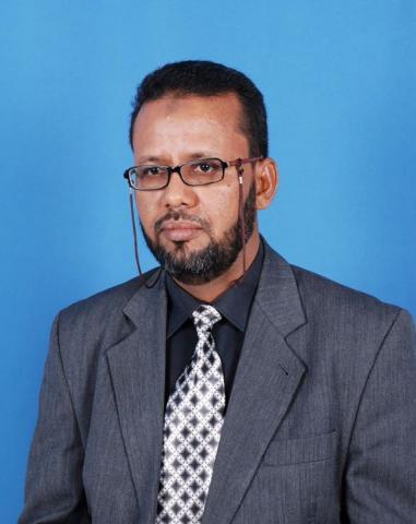 د.أبو إسحاق الكنتي مستشار الرئيس الموريتاني