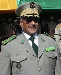 الجنرال محمد ولد مكت مدير الأمن الوطني