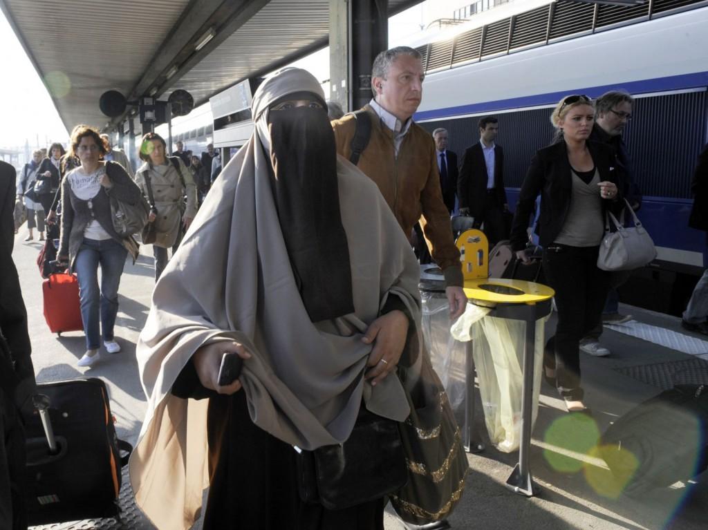 الحجاب في أوروبا