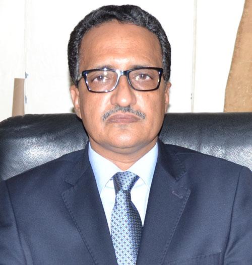 اسلكو ولد احمد ازيد وزير الشؤون الخارجية والتعاون