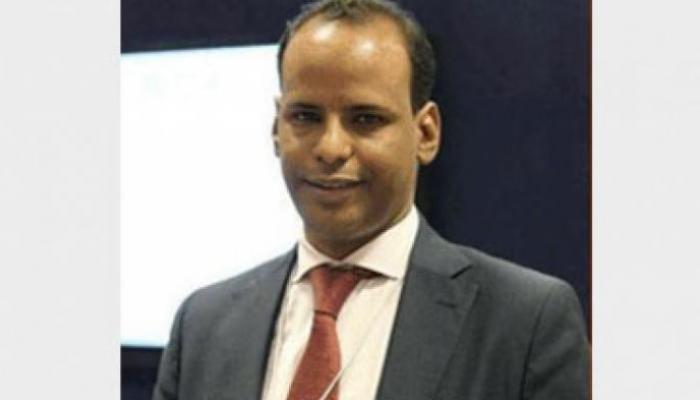 الشيخ ولدالسالك - صحفي موريتاني
