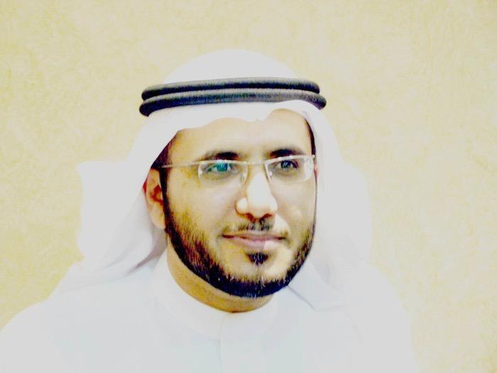 الكاتب السعودي عبد الله البريدي