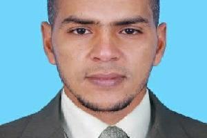 الكاتب، احمد جدو ولد محمد عمو
