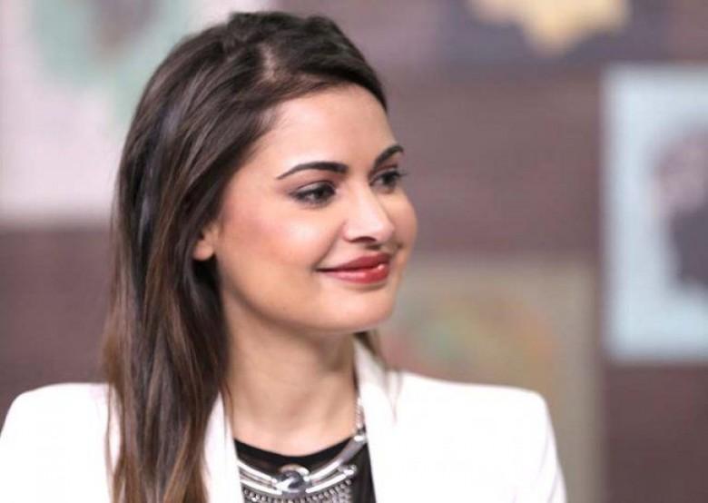 الممثلة ومقدمة البرامج التلفزيونية شاشي نايدو