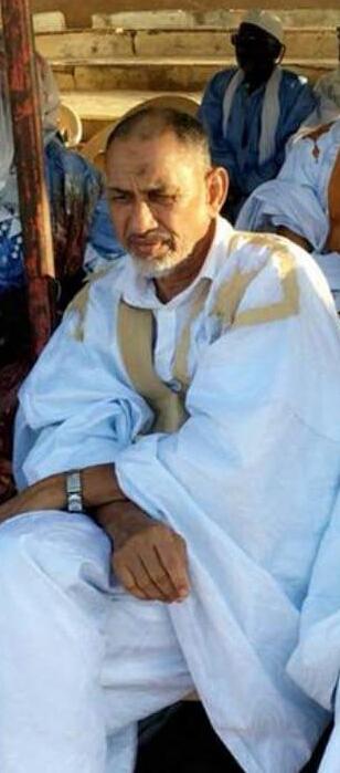 محمد ولد لمرابط