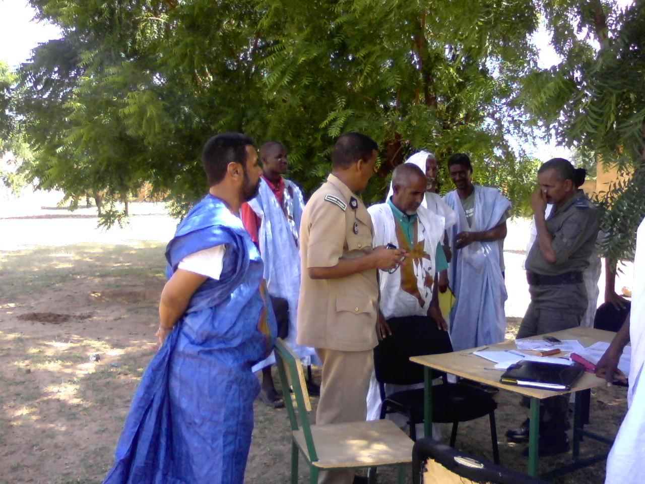 صورة من الأرشيف العام الدراسي بمقاطعة كنكوصه 2011