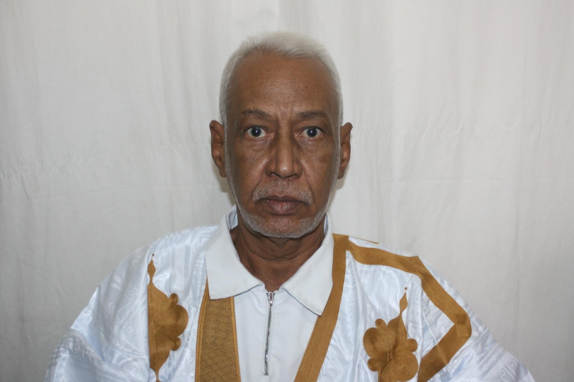 رئيس منتدى الحوار الإسلامي محمد ولد موسى ولد الشيخ سيديا