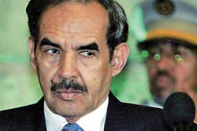 الرئيس السابق معاوية ولد سيدي أحمد الطايع