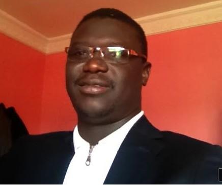 محمد ابوبكر / رئيس المحكمة الجنائية بانواذيبو