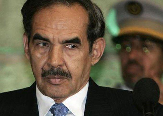 الرئيس السابق معاوية ولد سيد أحمد الطايع