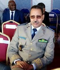 قائد أركان الحرس الوطني الموريتاني الجنرال مسقارو ولد سيدي