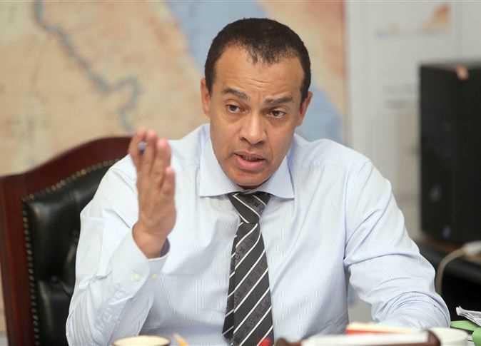 السفير المصري بانواكشوط ماجد نافع