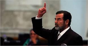 """الشهيد """"صدام حسين"""""""