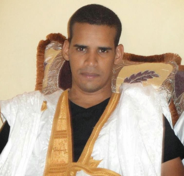 عضو حركة 25 فبراير سيدي الطيب ولد المجتبى