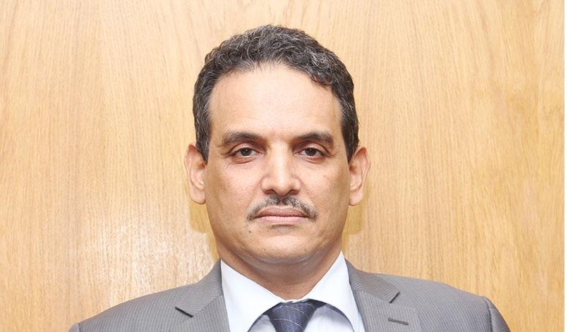 محافظ البنك المركزي الموريتاني عبد العزيز ولد الداهي